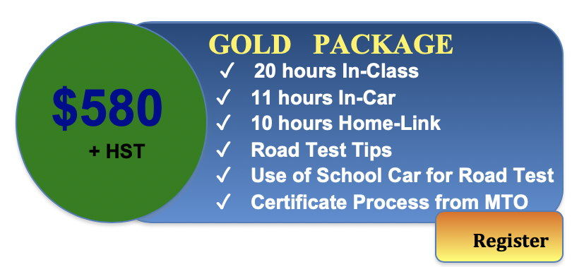 580 gold package